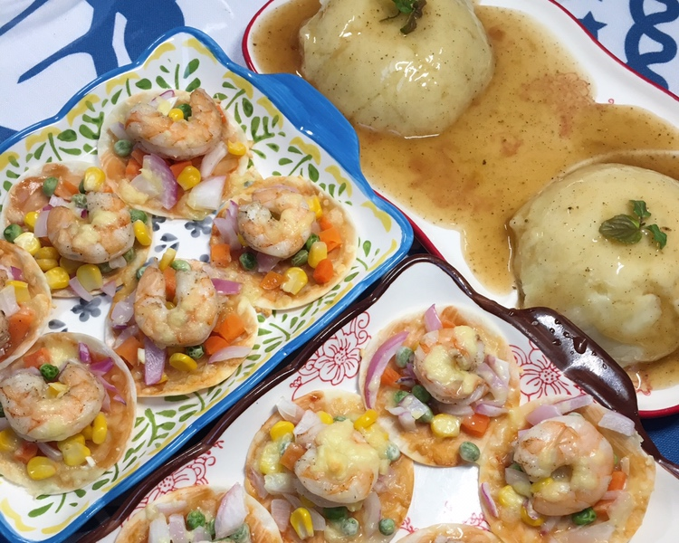 Bright shrimp + of corn lima-bean fan you are small wrap around the practice of Sa