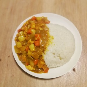 Simple and delicious curry chicken meal (tomato patch very glutinous, chicken is very tender, left and right sides of half an hour is finished) practice measure 8