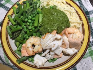 The practice measure of side of meaning of seafood green sauce 6