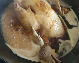 Accordingly old wide the practice measure that learns to do gallinaceous ~ to need green ginger garlic only 6