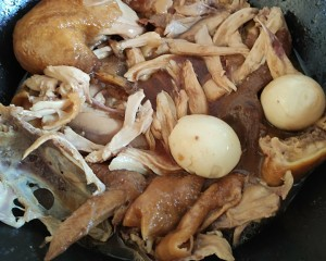 Accordingly old wide the practice measure that learns to do gallinaceous ~ to need green ginger garlic only 9