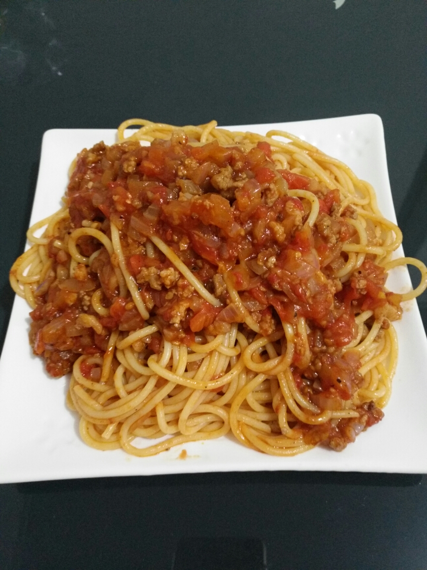 The practice of side of meaning of tomato meat sauce, how to do delicious